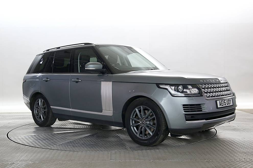 Land Rover Range Rover - Cargiant