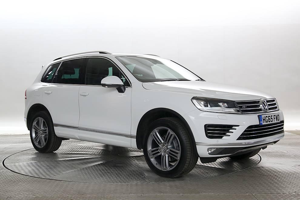Volkswagen Touareg - Cargiant