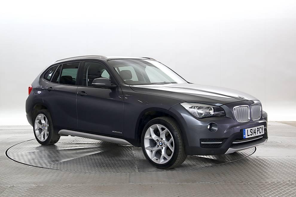 BMW X1 - Cargiant