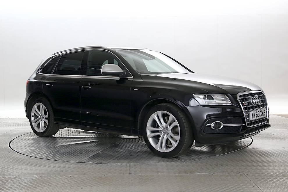 Audi SQ5 - Cargiant