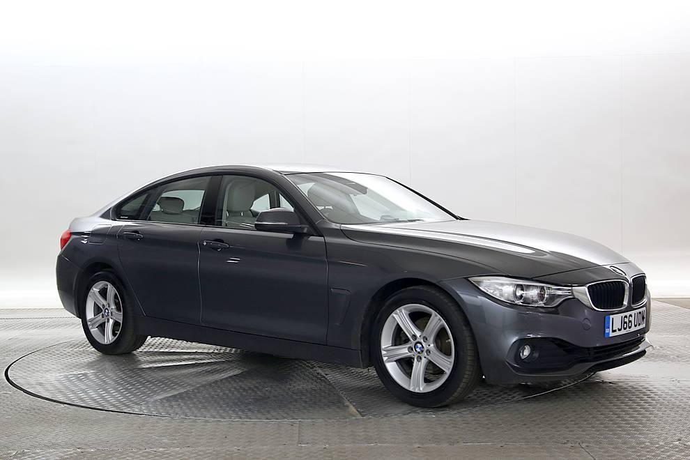 BMW 420i - Cargiant