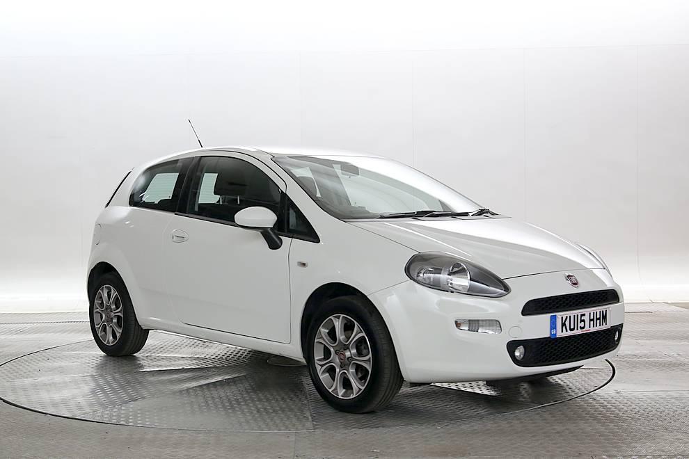Fiat Punto - Cargiant