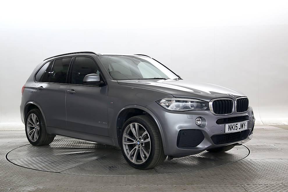 BMW X5 - Cargiant