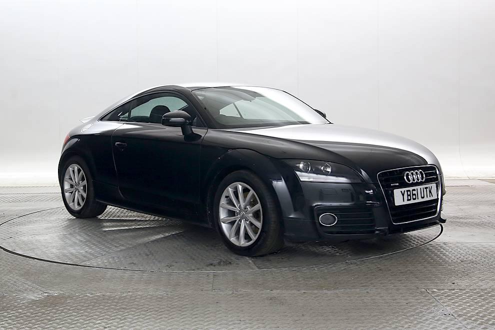 Audi TT - Cargiant
