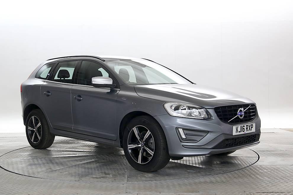 Volvo XC60 - Cargiant