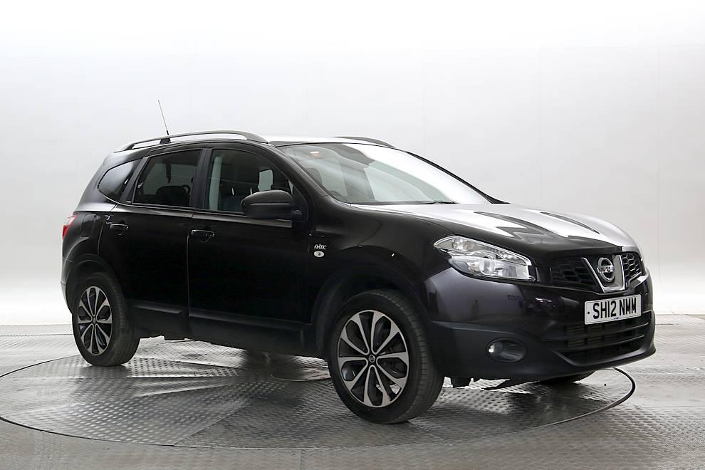Nissan Qashqai+2 - Cargiant