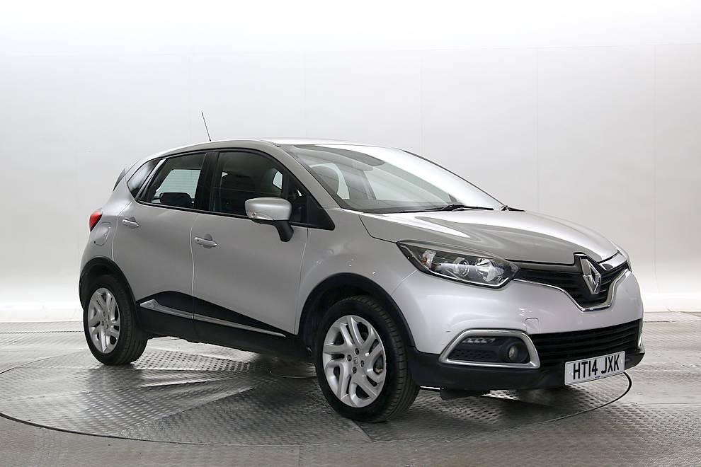 Renault Captur - Cargiant
