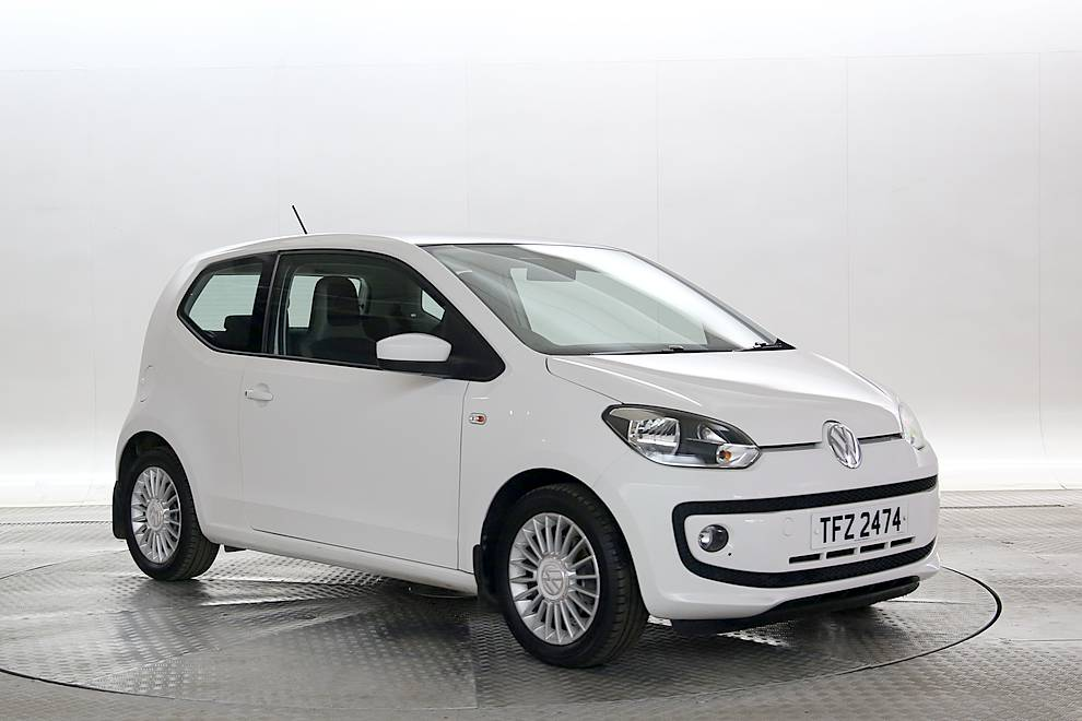Volkswagen Up - Cargiant