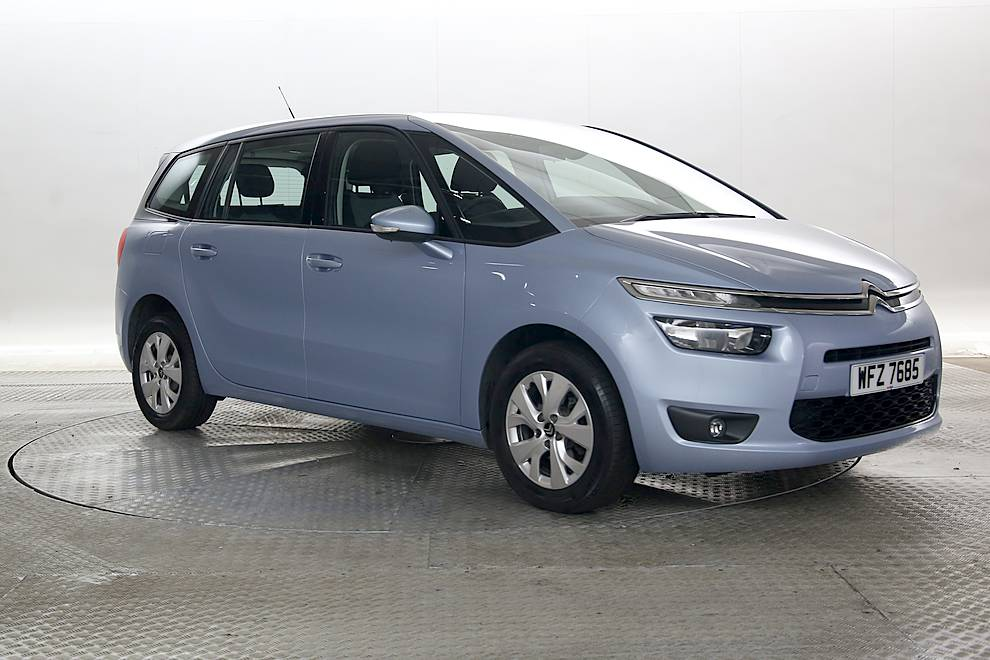 Citroen C4 Grand Picasso - Cargiant