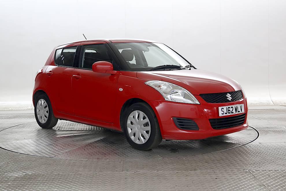 Suzuki Swift - Cargiant