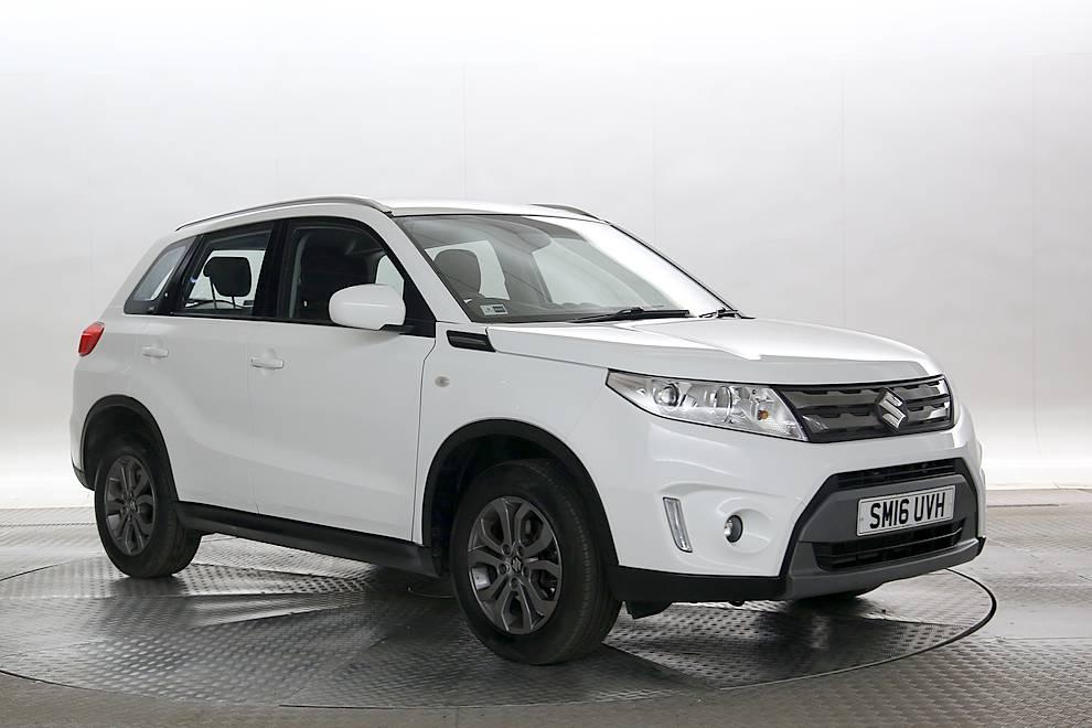 Suzuki Vitara - Cargiant