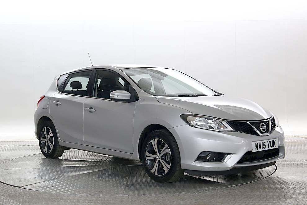 Nissan Pulsar - Cargiant