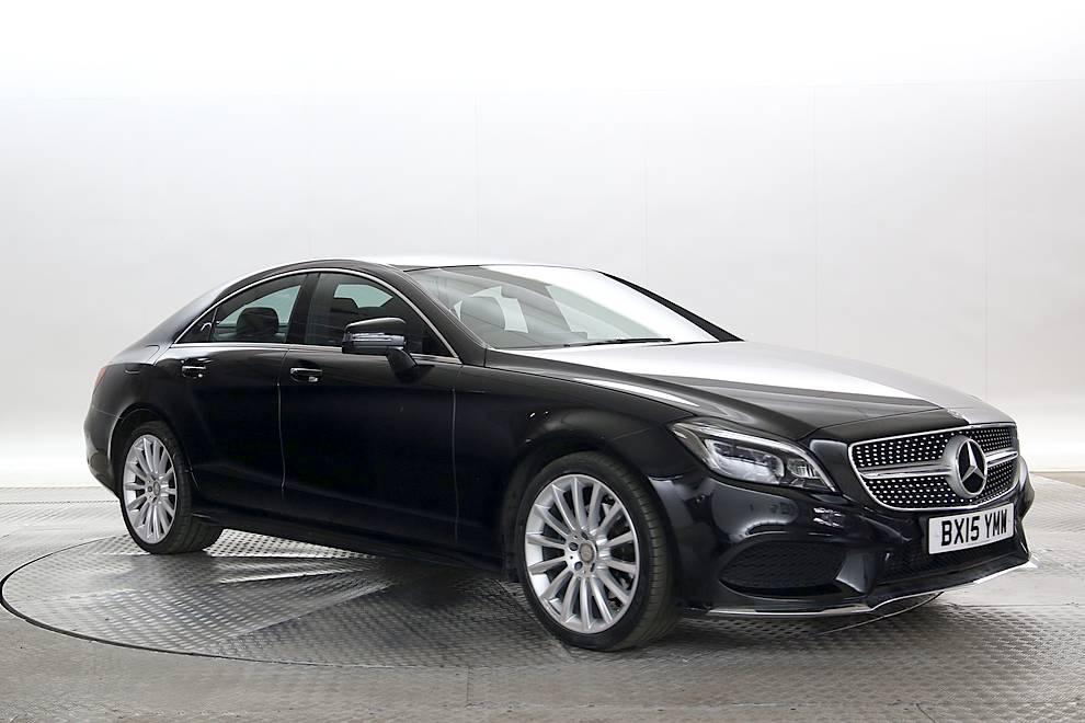 Mercedes CLS - Cargiant