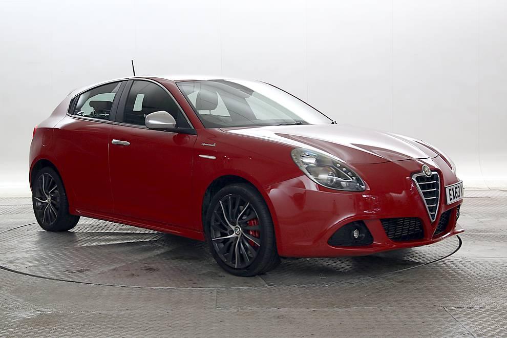 Alfa Romeo Giulietta - Cargiant