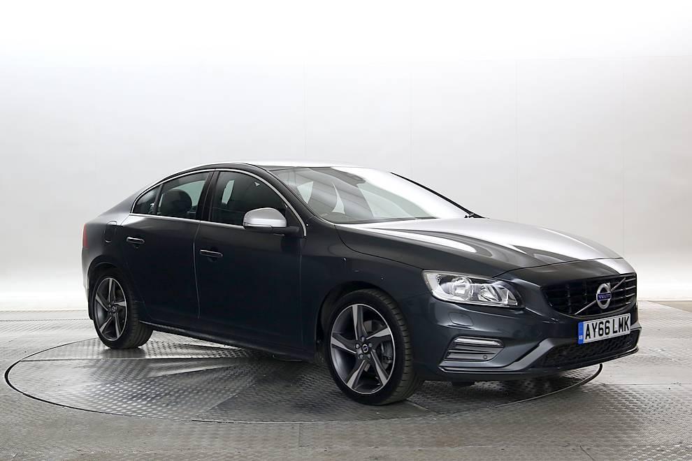 Volvo S60 - Cargiant