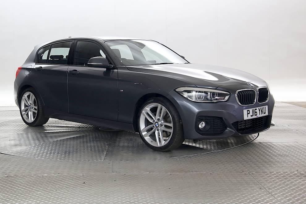 BMW 125D - Cargiant