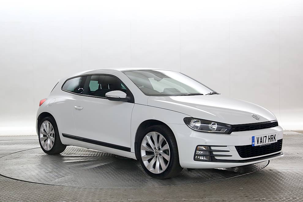 Volkswagen Scirocco - Cargiant