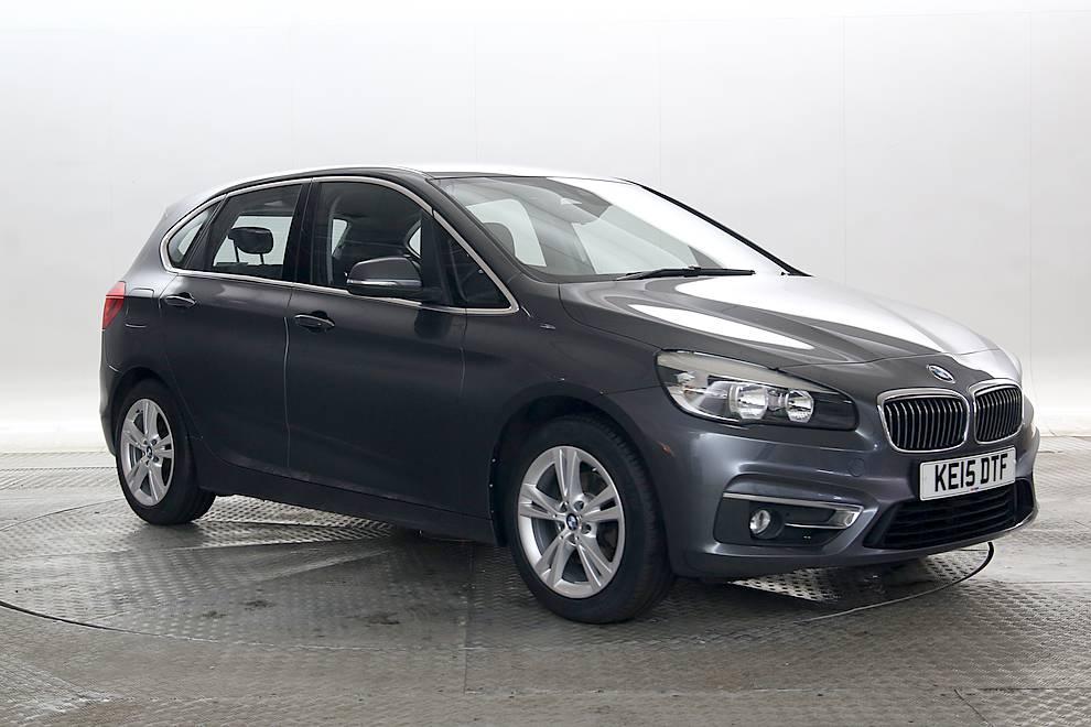 BMW 218D - Cargiant