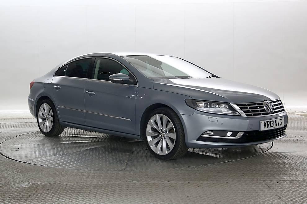Volkswagen CC - Cargiant
