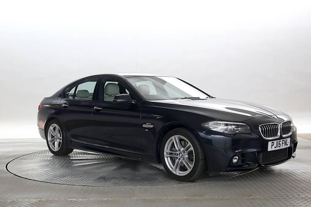 BMW 535D - Cargiant