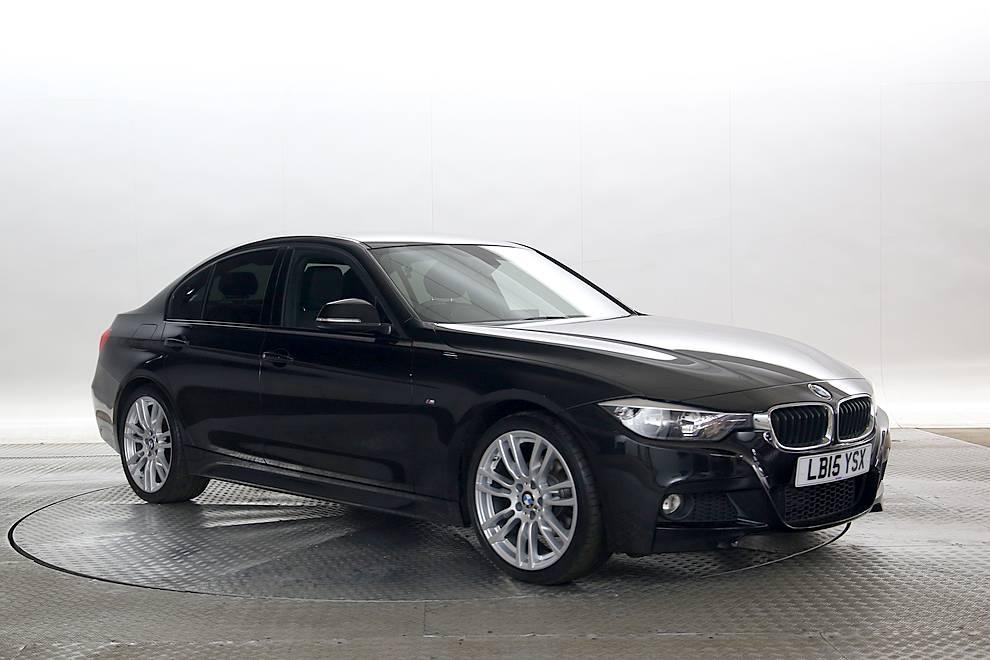 BMW 320D - Cargiant