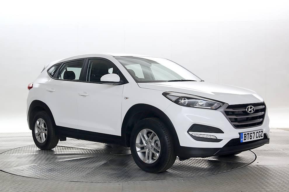 Hyundai Tucson - Cargiant