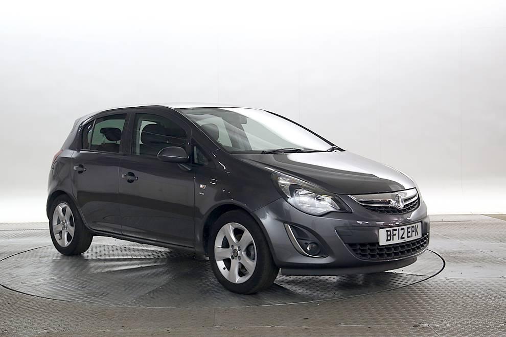 Vauxhall Corsa - Cargiant