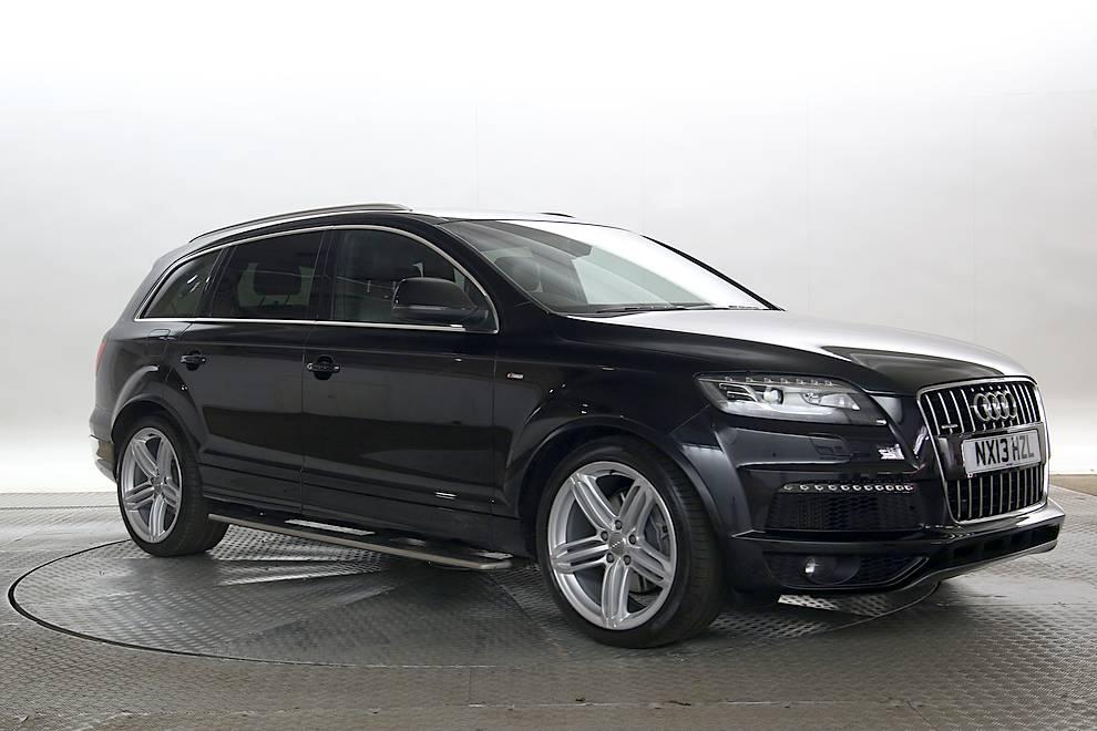 Audi Q7 - Cargiant