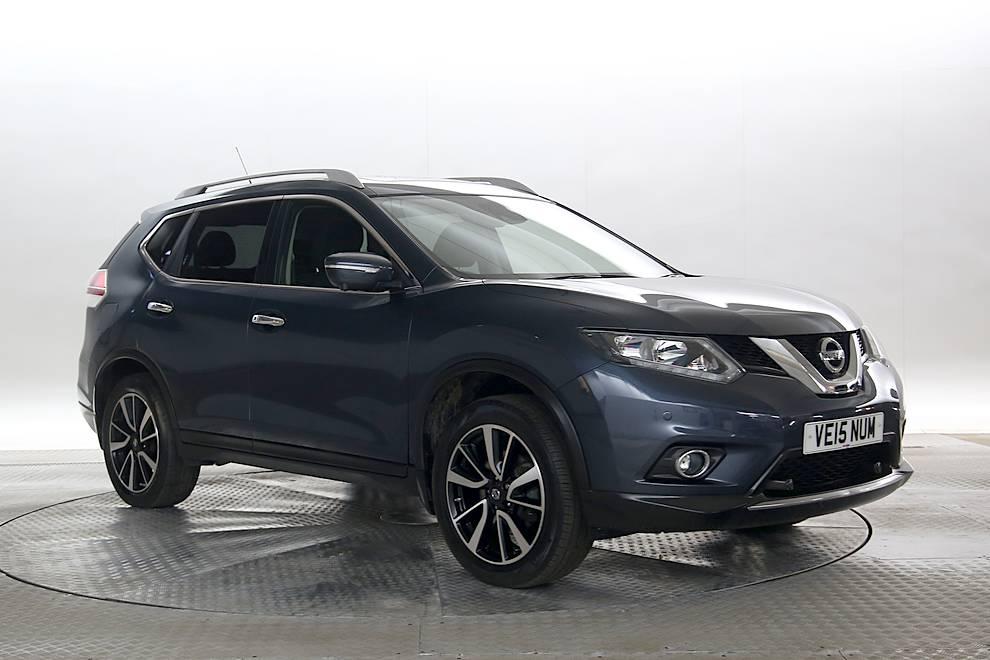 Nissan X-Trail - Cargiant