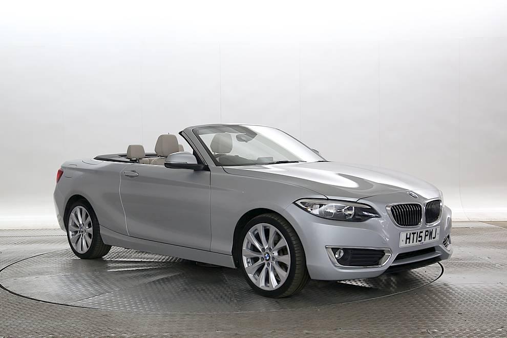 BMW 220D - Cargiant