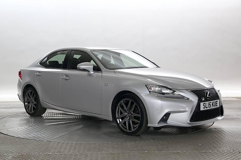 Lexus IS 250 - Cargiant