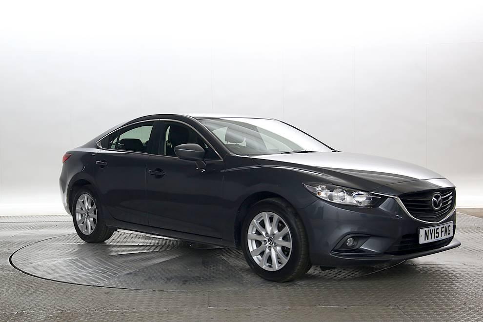 Mazda 6 - Cargiant