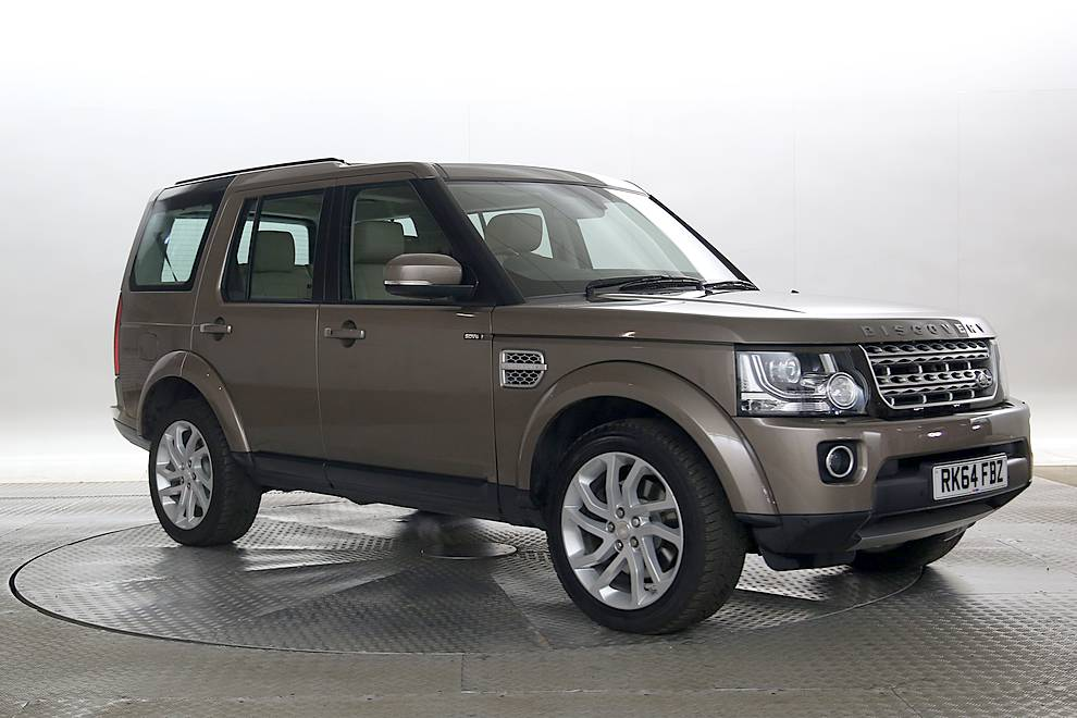 Land Rover Discovery - Cargiant