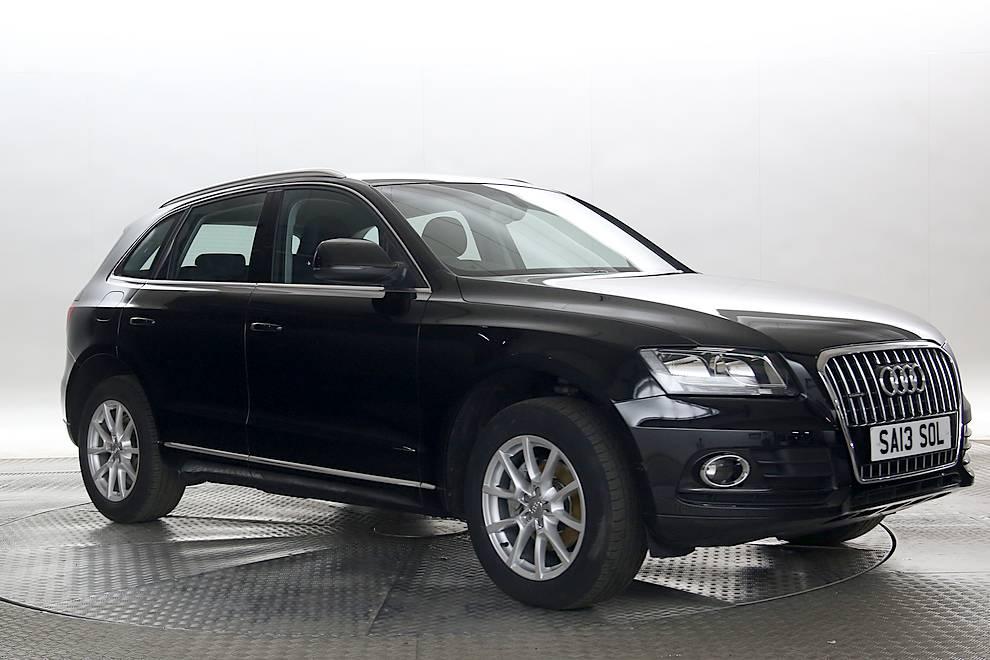 Audi Q5 - Cargiant