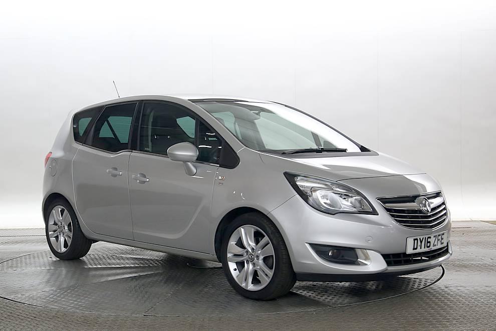 Vauxhall Meriva - Cargiant