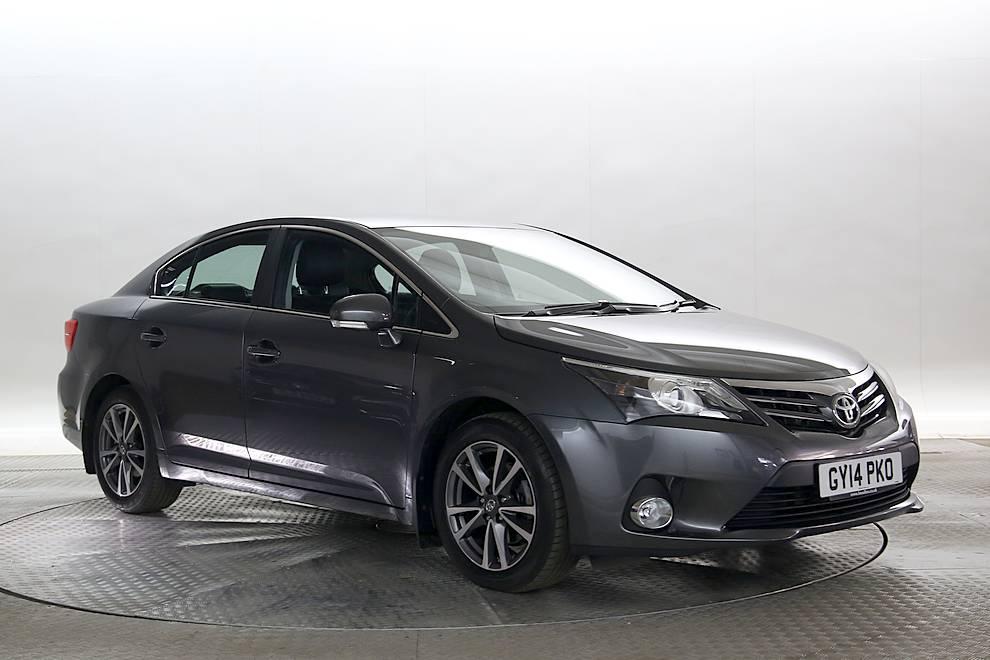 Toyota Avensis - Cargiant