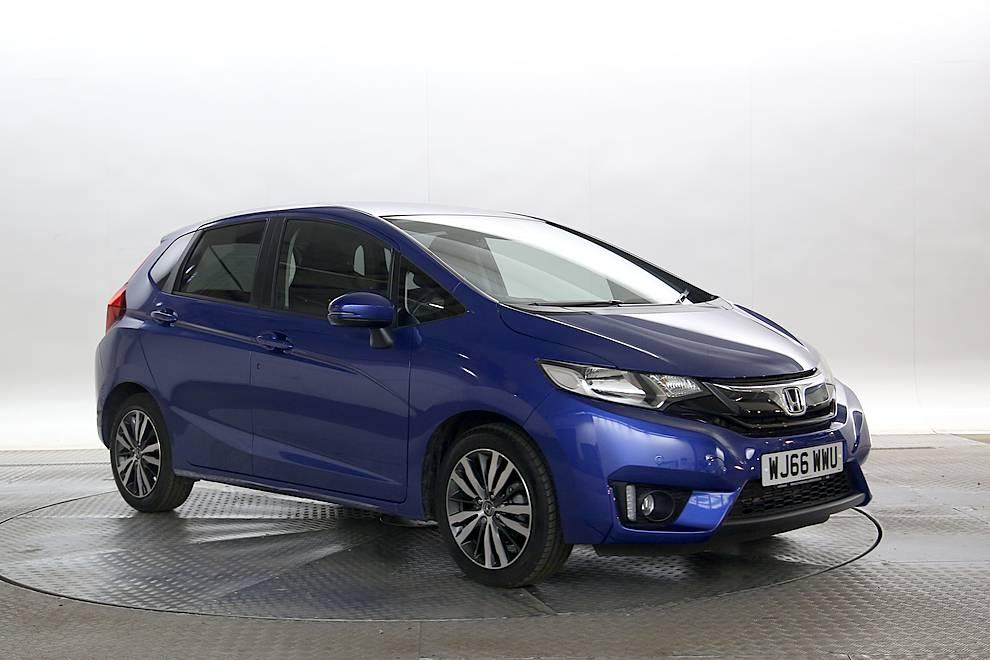 Honda Jazz - Cargiant