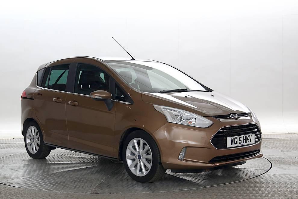 Ford B-Max - Cargiant