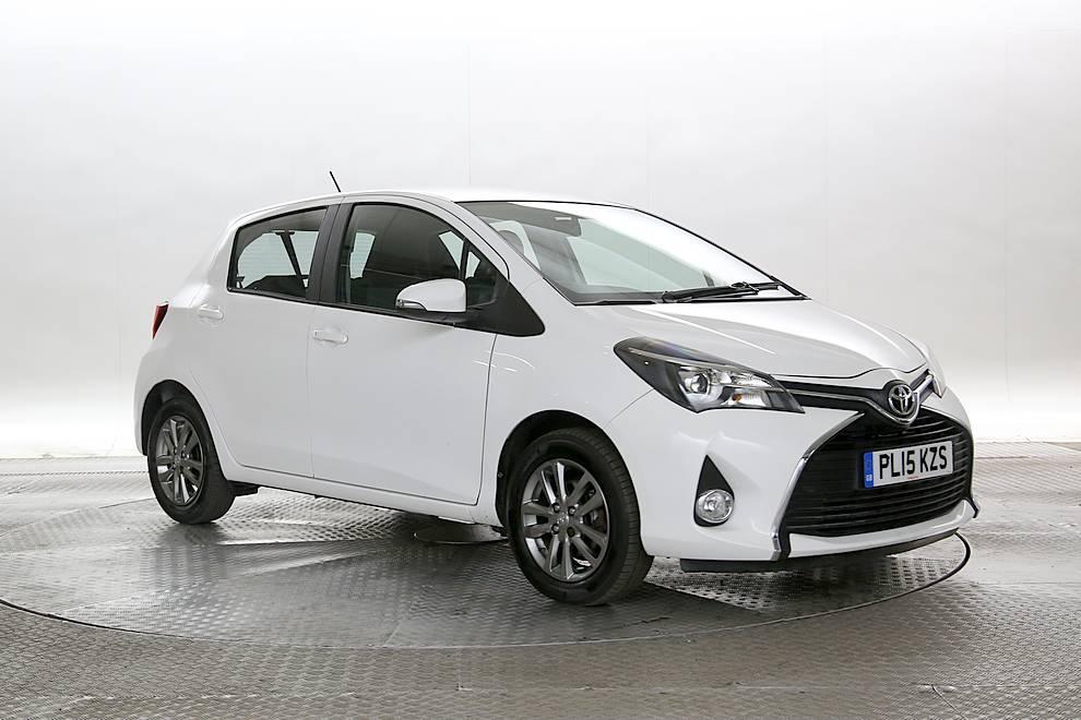 Toyota Yaris - Cargiant