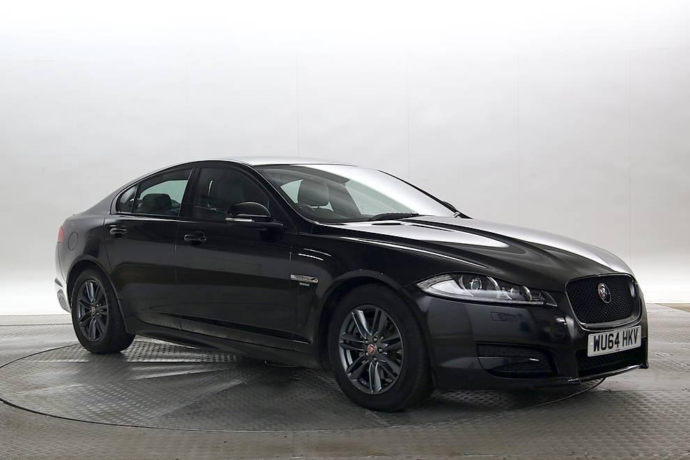 Jaguar XF - Cargiant