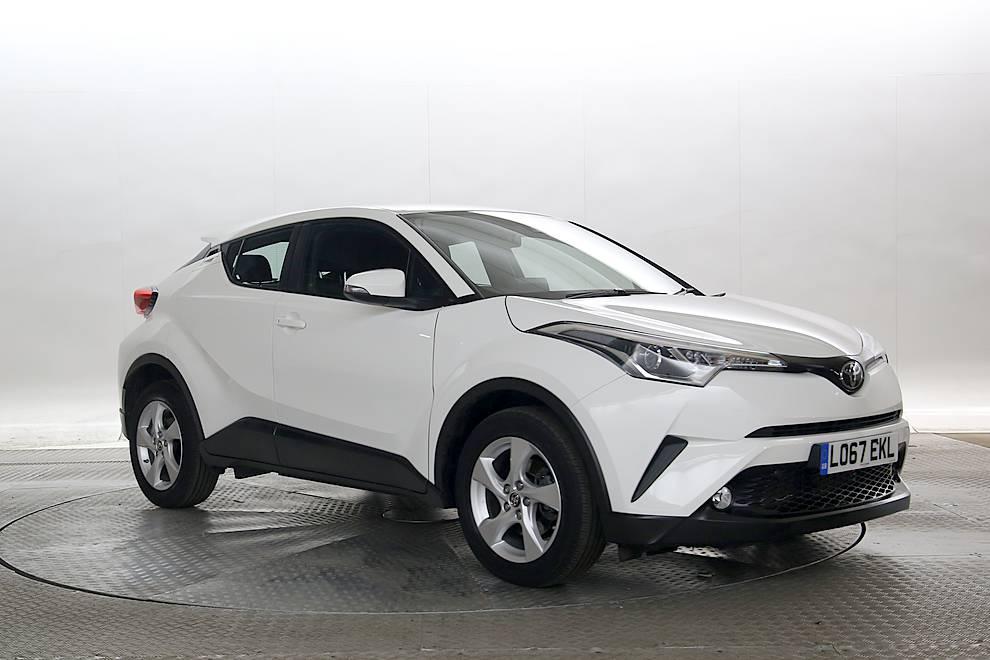 Toyota C-HR - Cargiant
