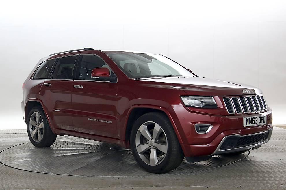 Jeep Grand Cherokee - Cargiant
