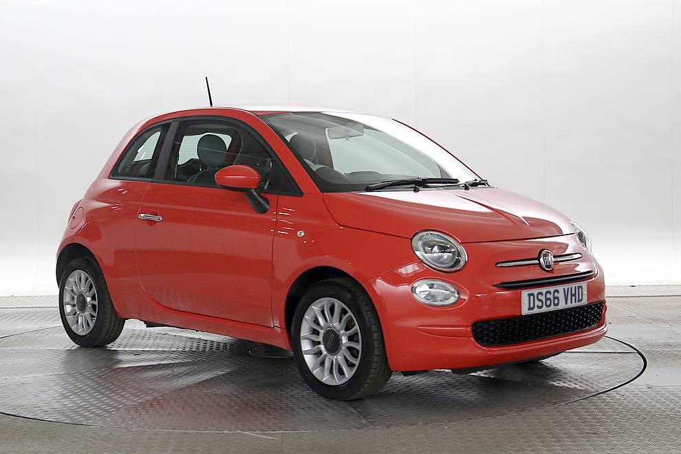 Fiat 500 - Cargiant