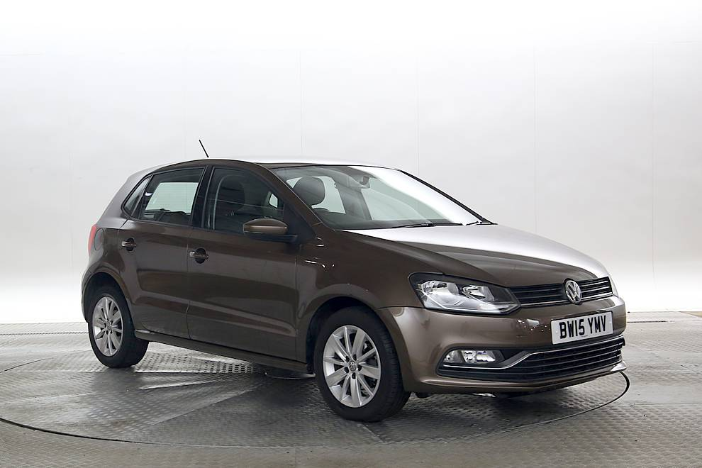 Volkswagen Polo - Cargiant