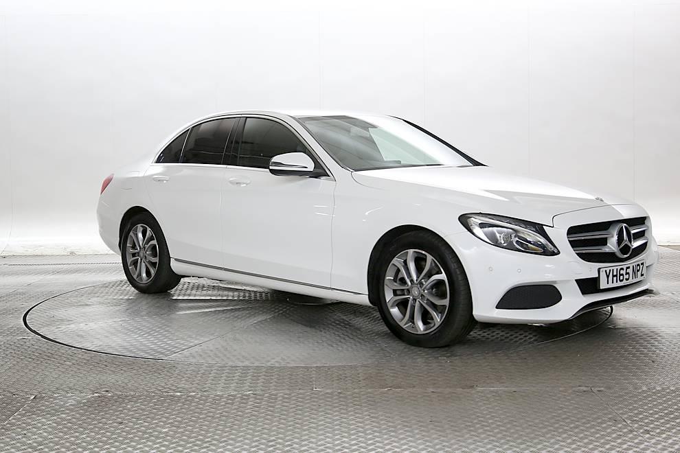Mercedes C300h - Cargiant