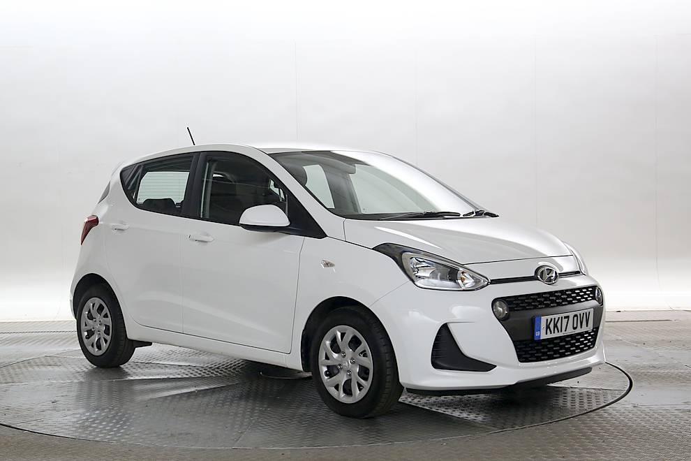 Hyundai I10 - Cargiant