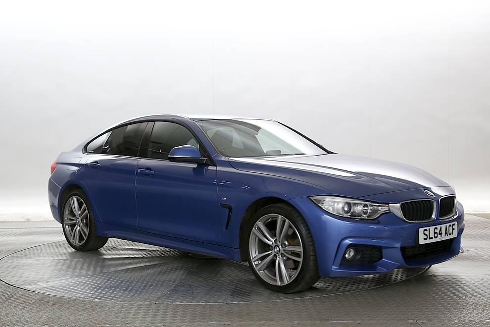 BMW 420D - Cargiant