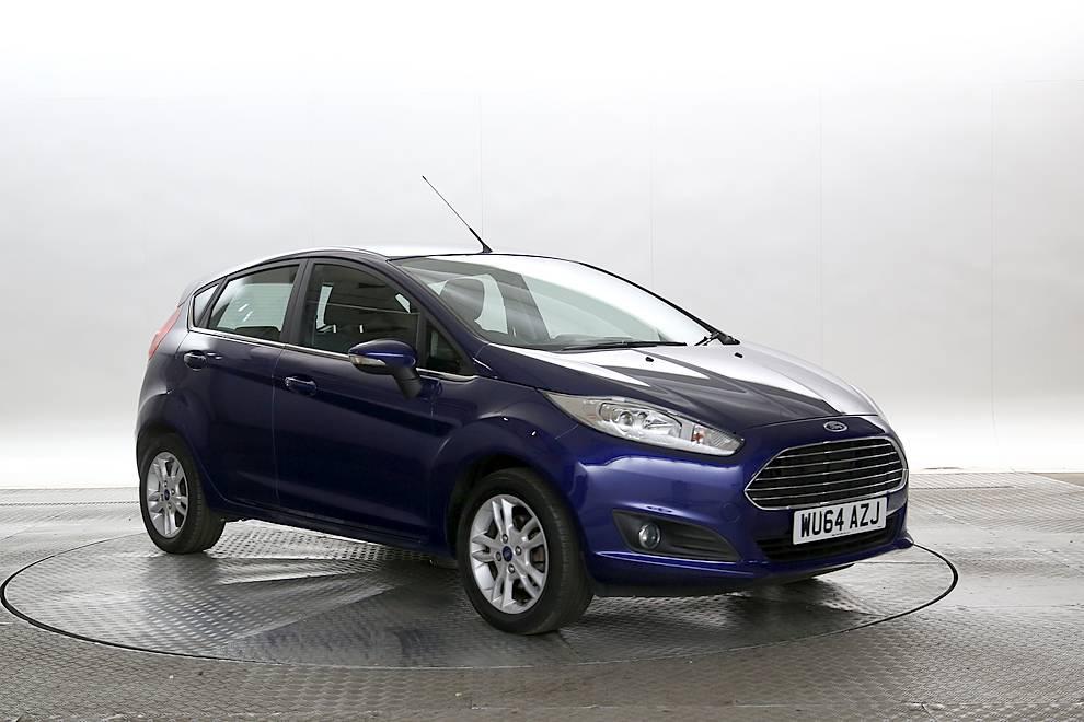 Ford Fiesta - Cargiant