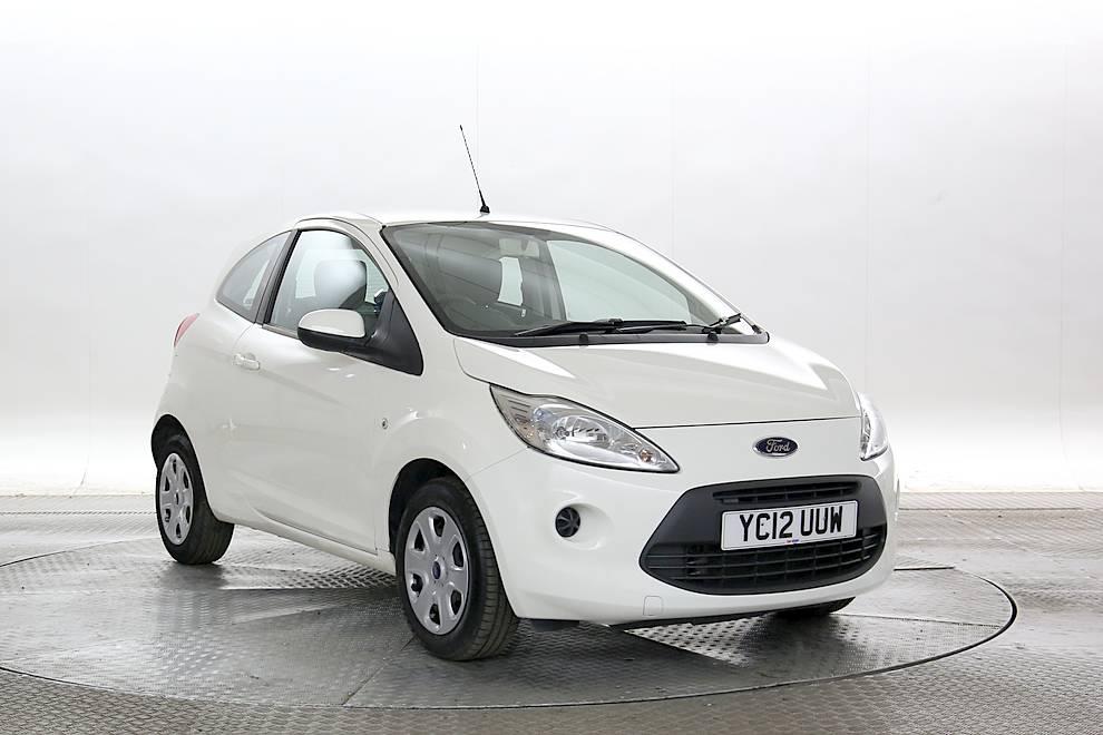 Ford Ka - Cargiant