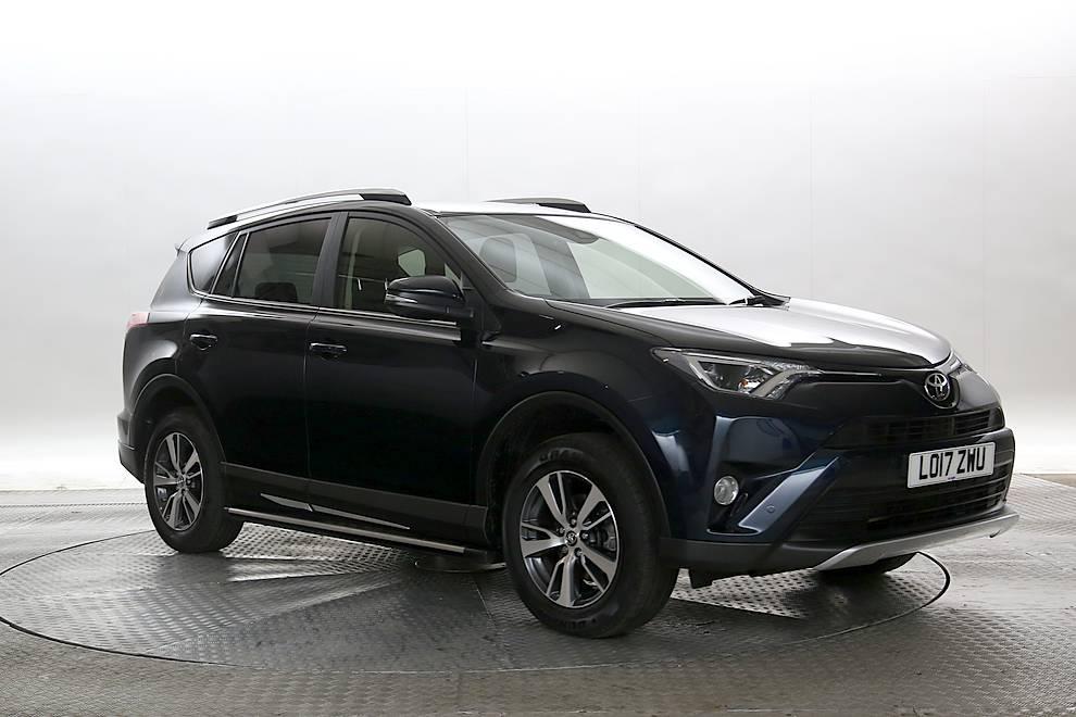Toyota Rav 4 - Cargiant